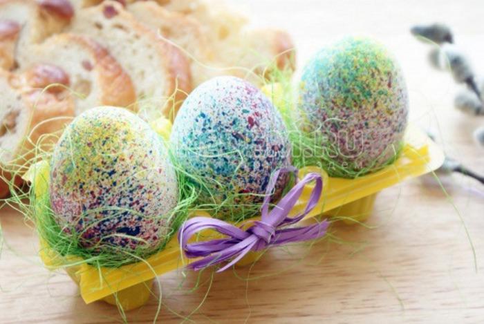 Пасхальные яйца. / Фото: kedem.ru
