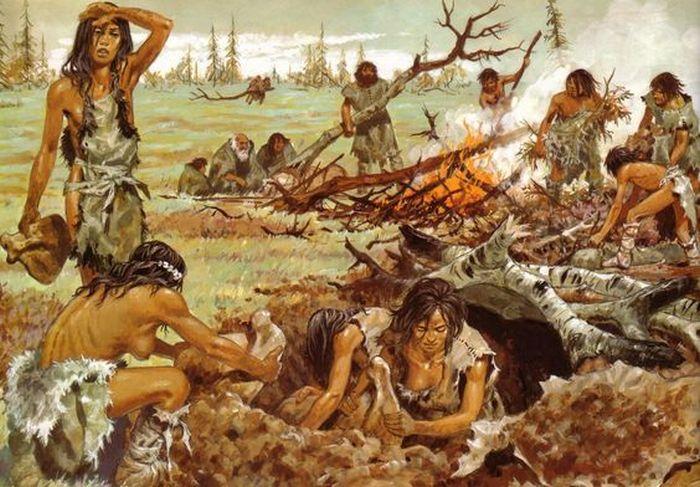 Как жили женщины в каменном веке?