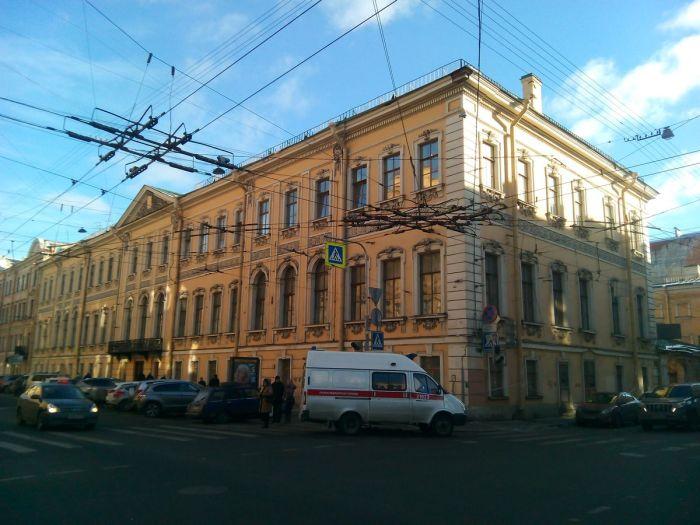 Санкт-Петербург, ул. Малая Морская, 10