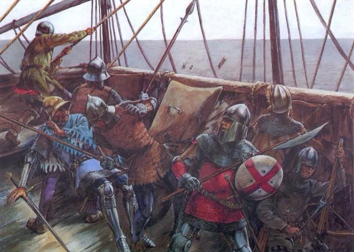 Пикты - они тоже пираты.