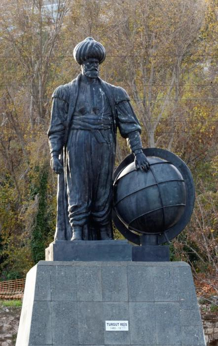 Тургут Рейс - турецкий адмирал и капер.