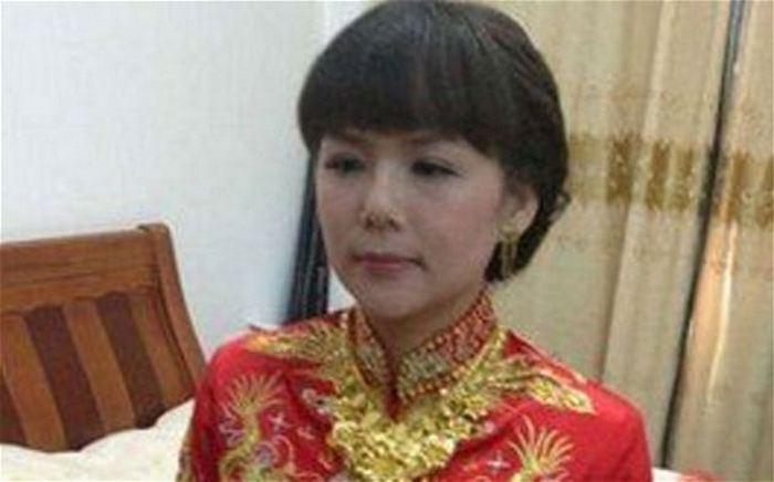 Дочь китайского магната.