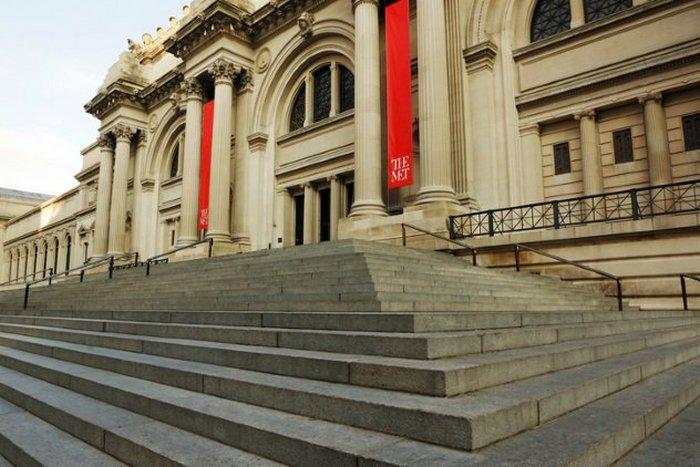 Метрополитен-музей в Нью-Йорке.