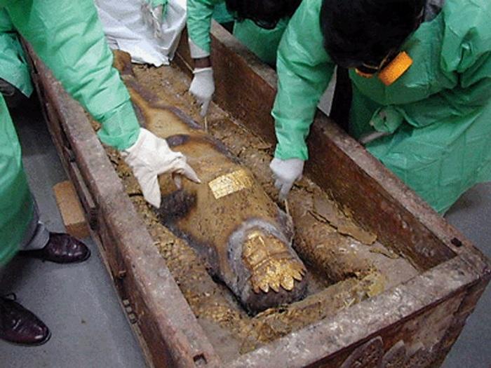 Персидская мумия.