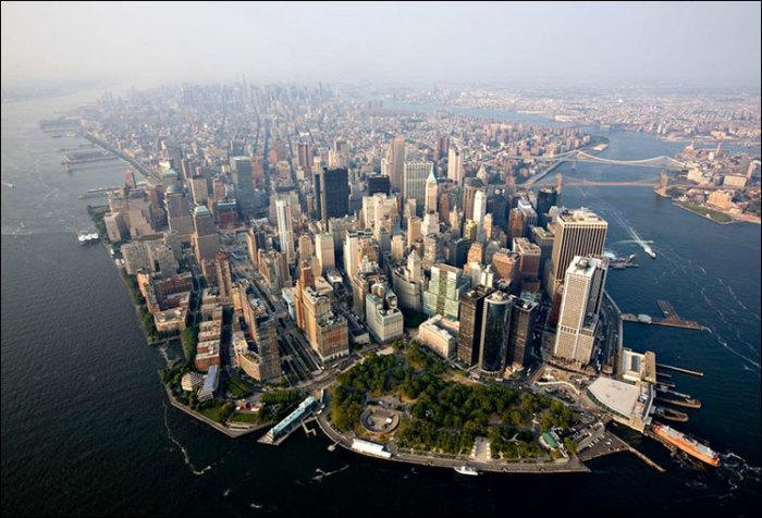 Велеколепие Манхэттена, Нью-Йорк.