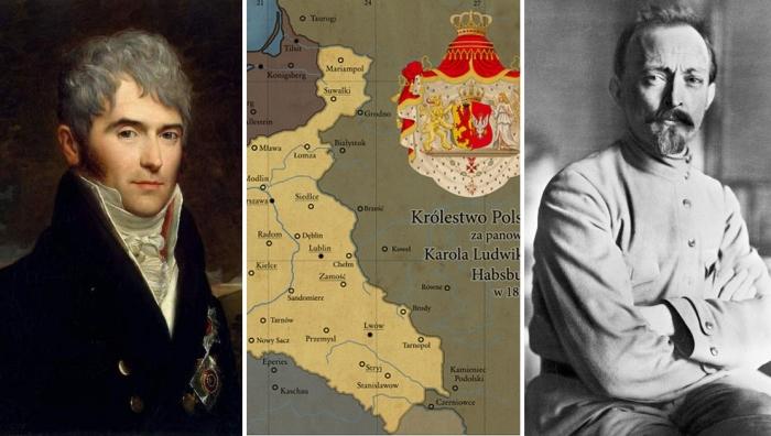 Выходцы из Польши, которые вошли в историю России