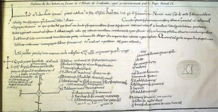 Бенедикт IX: Как продавалось папство.