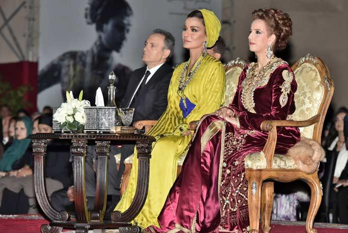 Женщины из простых семей, которые стали жёнами самых богатых восточных шейхов
