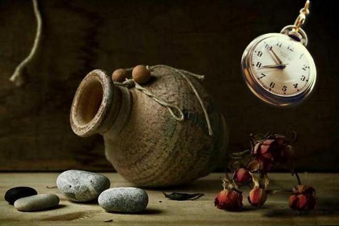 Притча о том, на что следует тратить время.