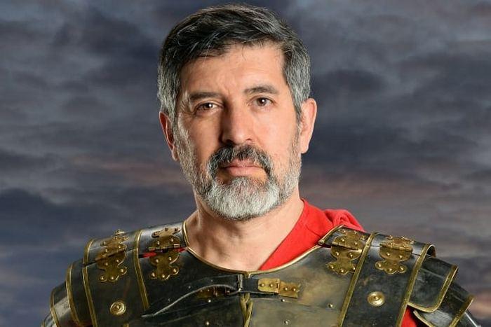 Полководец Марк Сергий.