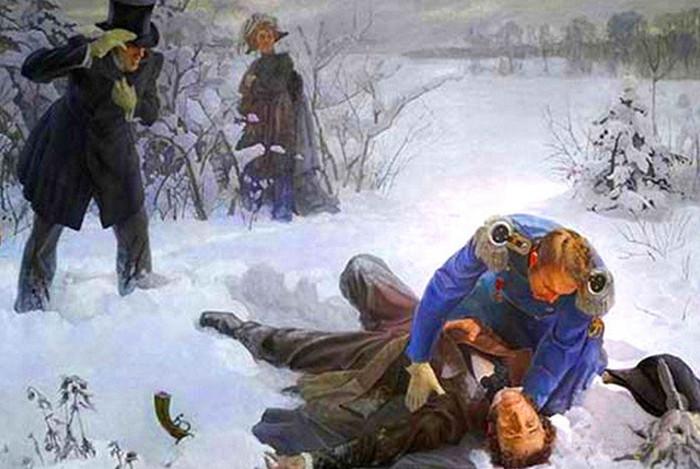 Один из дуэльных поединков стал для Пушкина последним.
