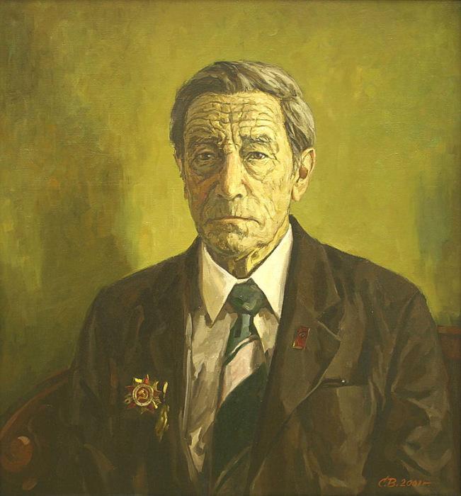 Григорий Григорьевич Пушкин (1913—1997).