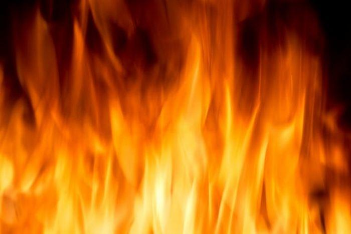 Всепоглащающее пламя.