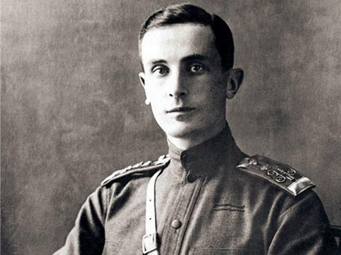 Феликс Юсупов, 1914 г.
