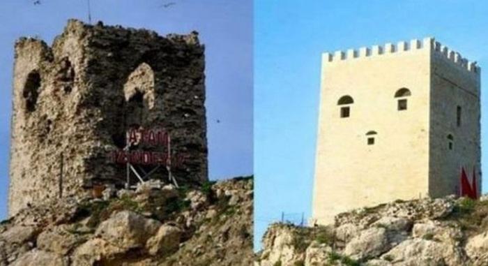 Замок Оджакли.
