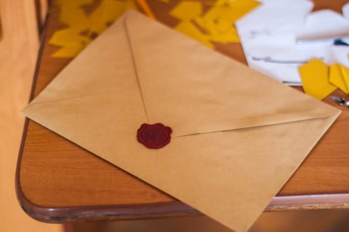 Предтеча современной почты.