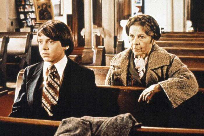 Кадр из фильма «Гарольд и Мод».