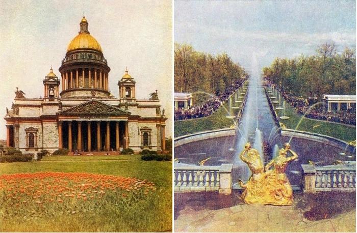 Самые живописные места культурной столицы России - Санкт Петербурга.
