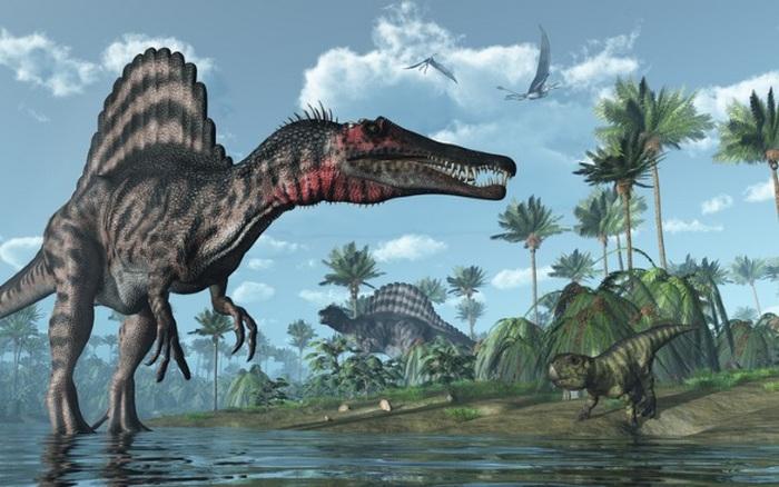 Спинозавр.