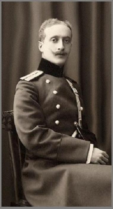 Остен-Сакен Владимир Александрович.