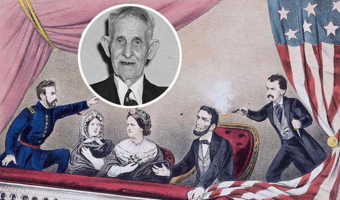 Что рассказал последний свидетель гибели 16-го президента США Авраама Линкольна.