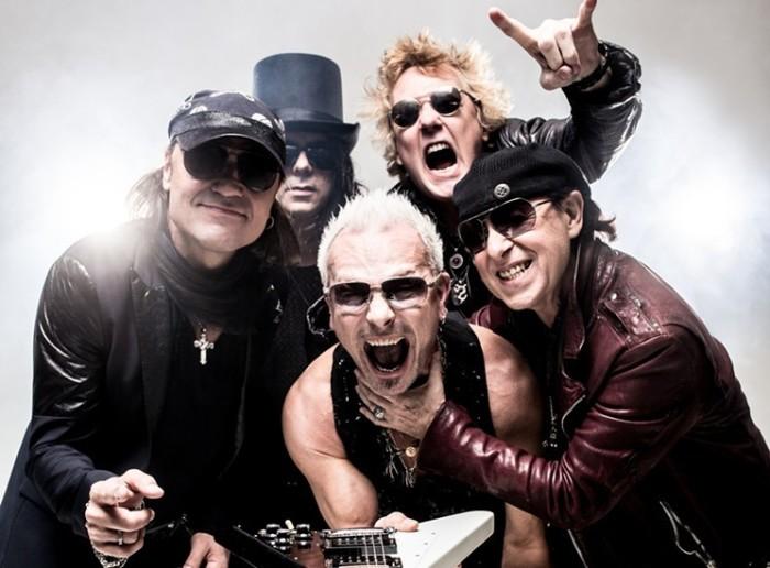 Scorpions («Скорпионы») — легендарная немецкая рок-группа, образована в 1965 году в Ганновере.