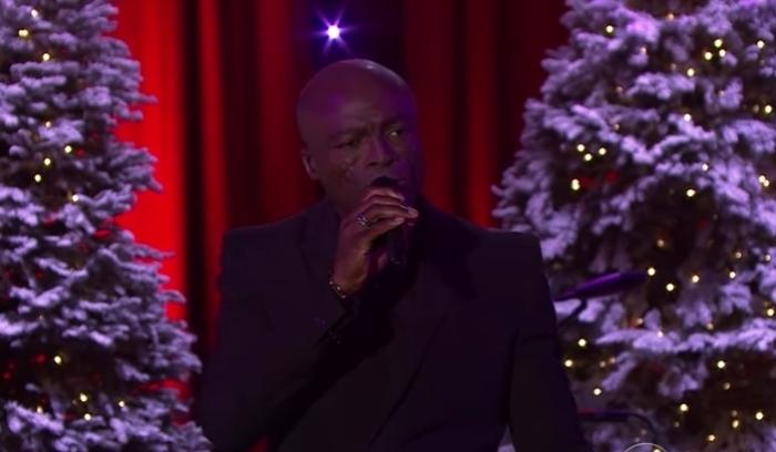 «Let It Snow…»: популярная рождественская песенка в исполнении Seal