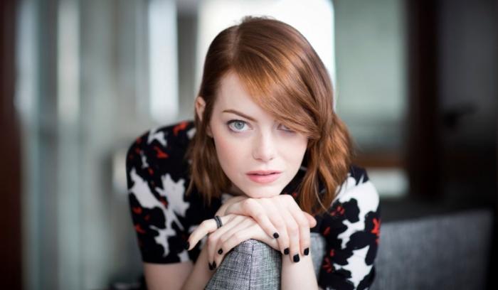 Эмма Стоун в сериале Netflix «Маньяк».