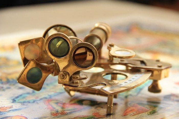 Древнее GPS оборудование