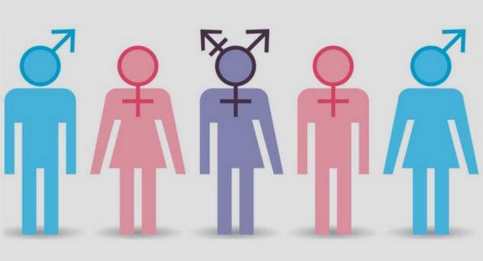 Шесть полов классического иудаизма.