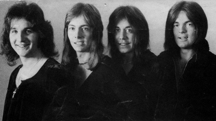 Легендарная группа «Smokie».