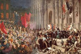Великая французская революция.