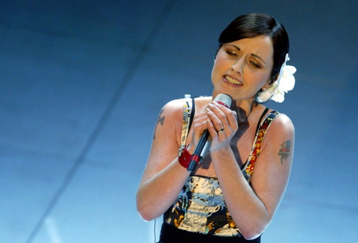 Умерла Долорес О'Риордан – солистка «The Cranberries»