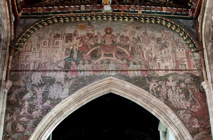 Иконостас в церкви Святого Томаса и Святого Эдмунда