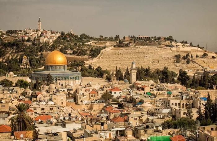 Вечный город Иерусалим.