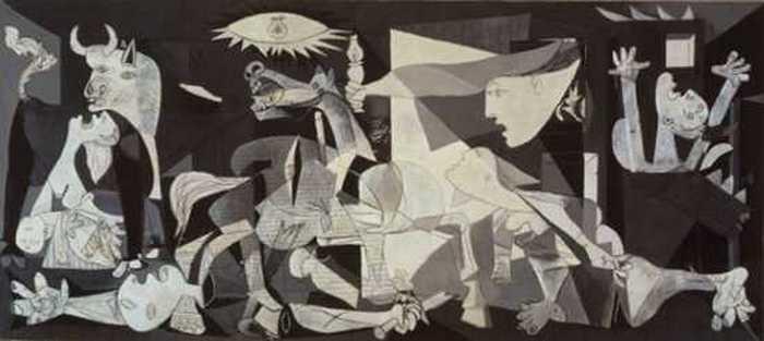 «Три этюда к фигурам у подножия распятия». Фрэнсис Бэкон
