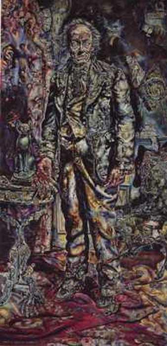 «Портрет Дориана Грея». Айвен Олбрайт