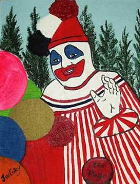 «Клоун Пого». Джон Уэйн Гэйси.