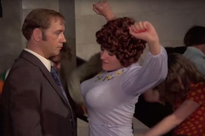 «Это энергичный танец!»