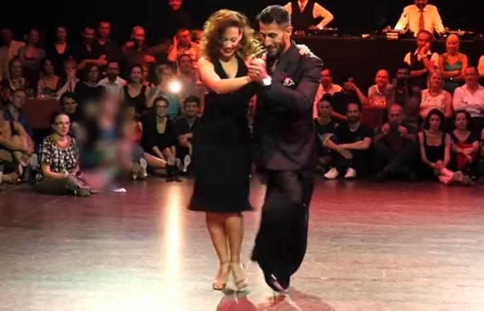 Зажигательное танго, которое покорило сердца всех зрителей.
