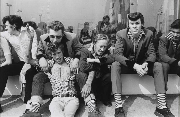 Тедди-бои 1970-х. /Фото: rebrn.com