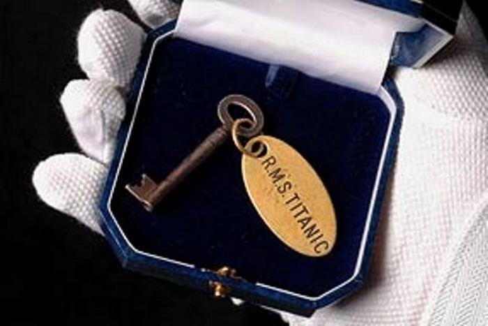 Тот самый заветный ключ.