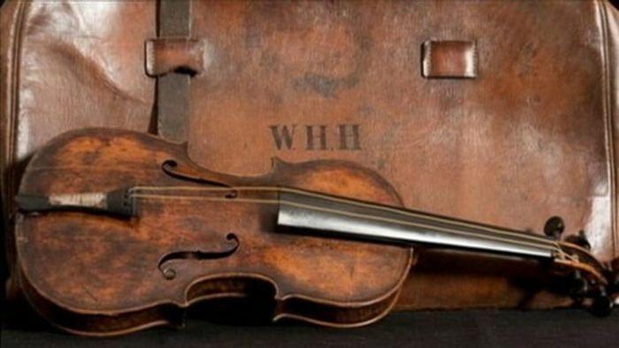 Скрипка и история любви.