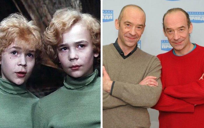 Сыграли главных героев в фильме «Приключения Электроника» и стали мечтой для многих советских девчонок.