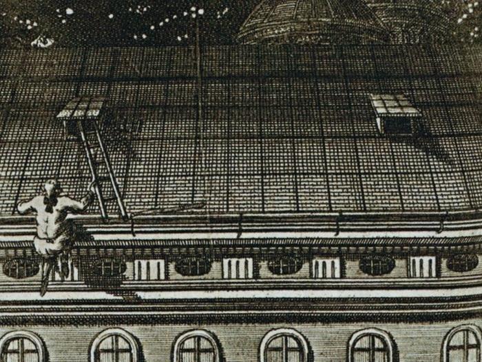 Дворец дожей, Венеция, Италия, 1756