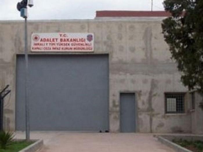 Тюрьма Имралы. Мраморное море, Турция, 1975