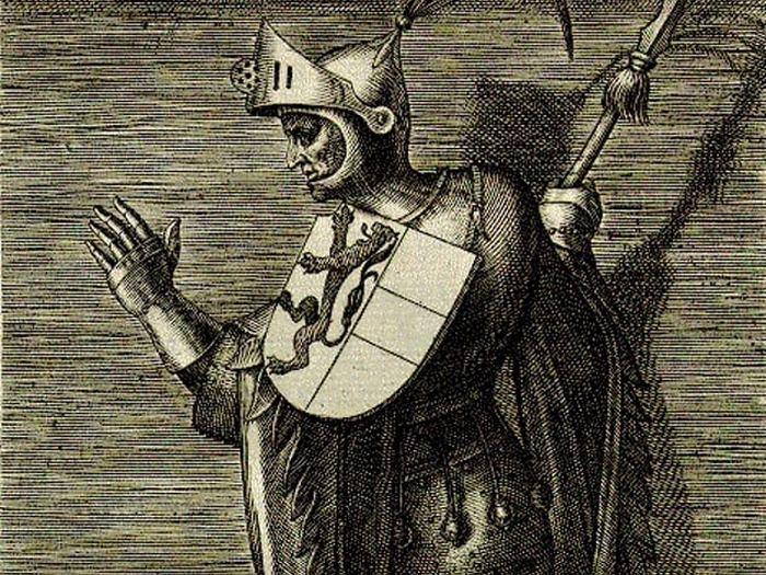 Готфрид IV, герцог Нижней Лотарингии