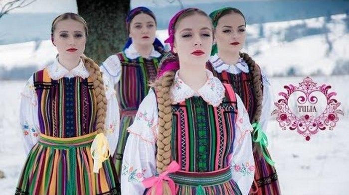 Польская группа TULIA.