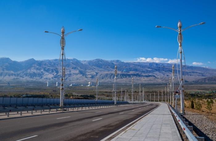 Добро пожаловать в Туркменистан!
