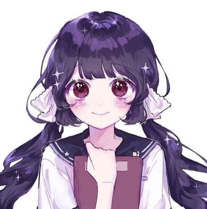 Милашка тян родом из японского аниме.